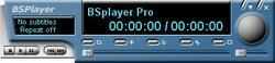 MPlayer skin for BSPlayer